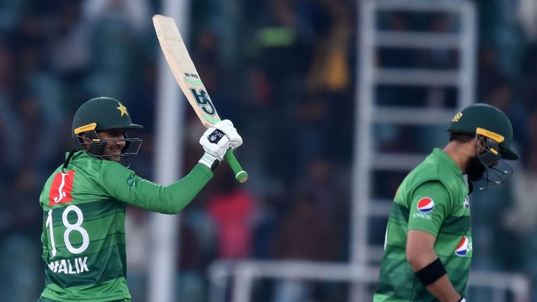 Malik has retired from all formats apart from T20 internationals