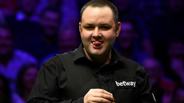 Stephen Maguire banked a pay-cheque in excess of £250,000