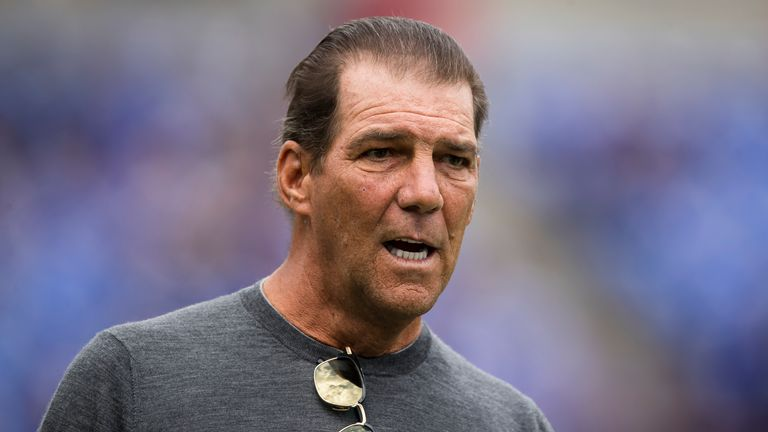 Baltimore Ravens owner Steve Bisciotti has pledged $1m for social justice reform in the wake of Floyd's death