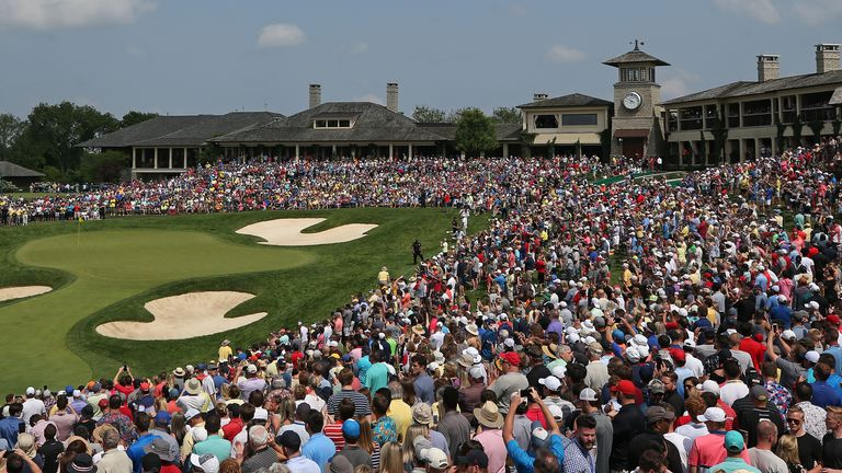 The Memorial is the second of back-to-back PGA Tour events at Muirfield Village