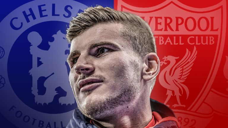 Timo Werner is set to join Chelsea