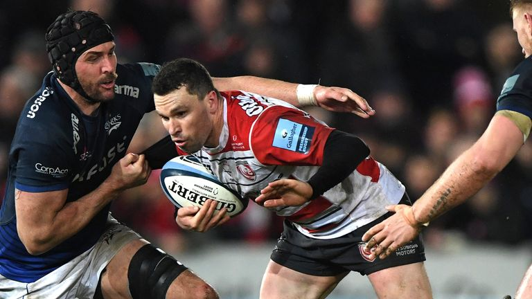 Tom Marshall is leaving Gloucester and heading to Japan