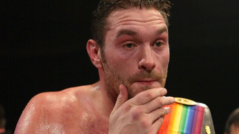 Fury defended the Commonwealth title against Pajkic
