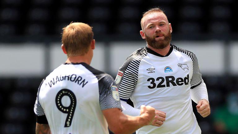 Rooney will manage England alongside co-manager Sam Allardyce and goalkeeping coach David Seaman