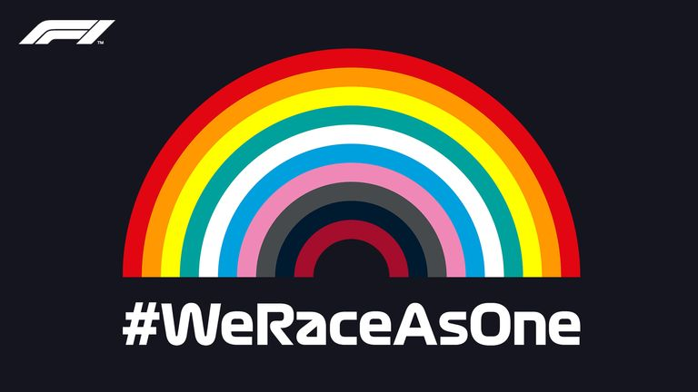 F1 launches We Race As One initiative to impact long-lasting change