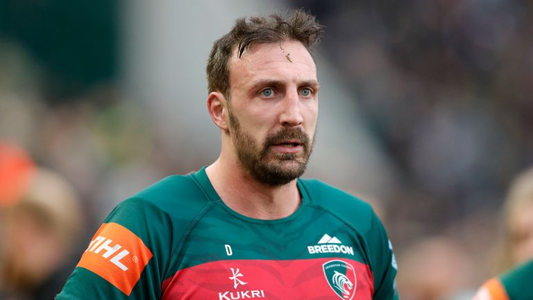 Will Spencer is returning to The Rec after leaving to join Leicester in 2016