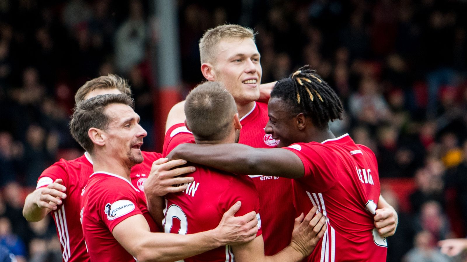 Europa League: Aberdeen and Motherwell could face all-British ties