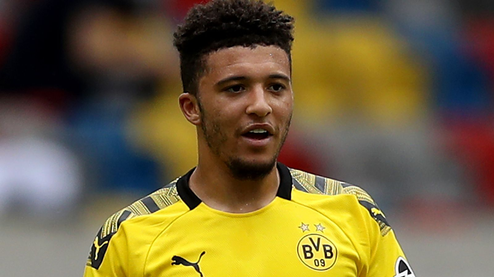 Pep Guardiola: Jadon Sancho Chose To Leave City, He Won't Return