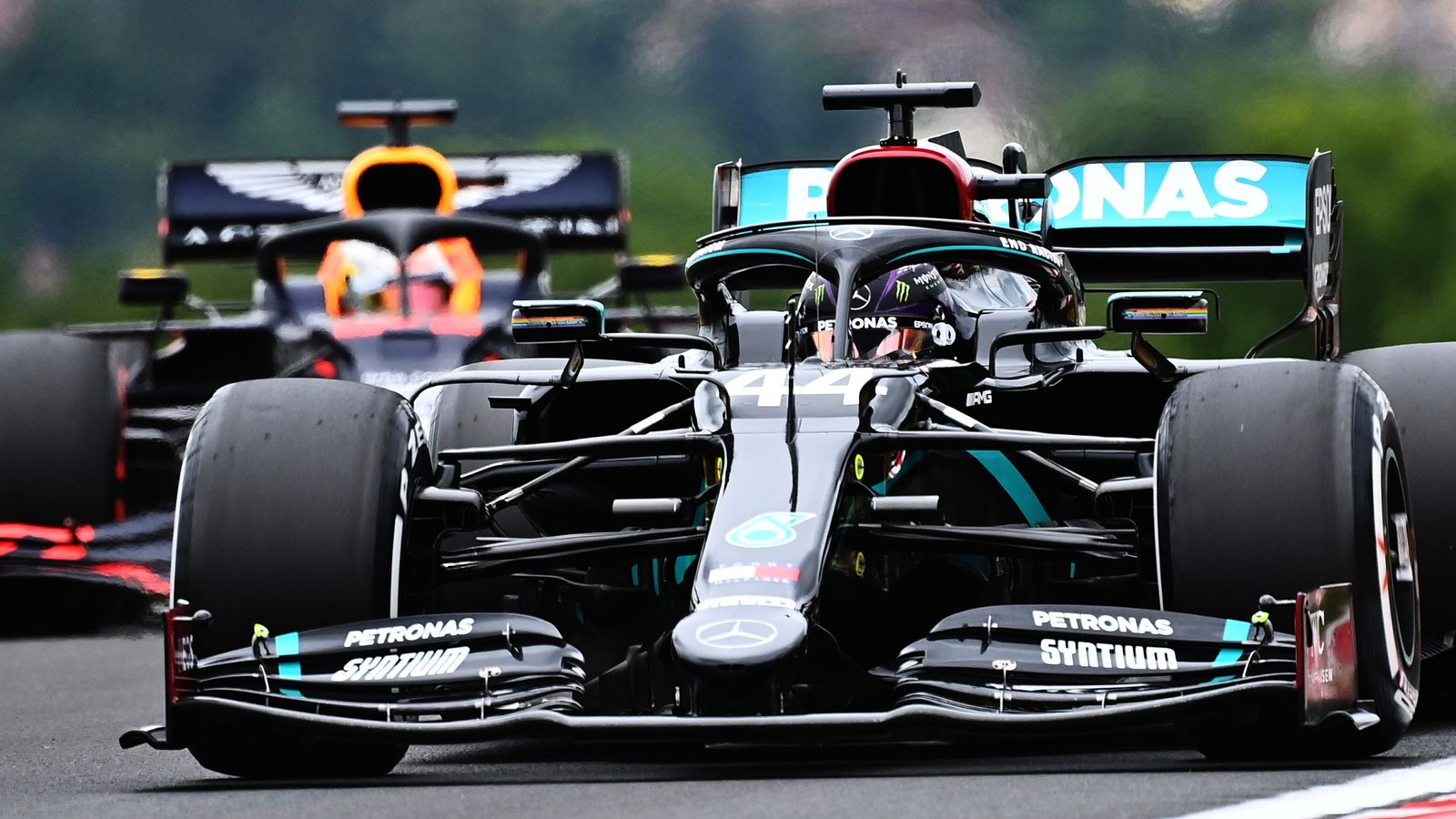 Lewis Hamilton had a positive first practice session, but is expecting Saturday's qualifying session to be much closer