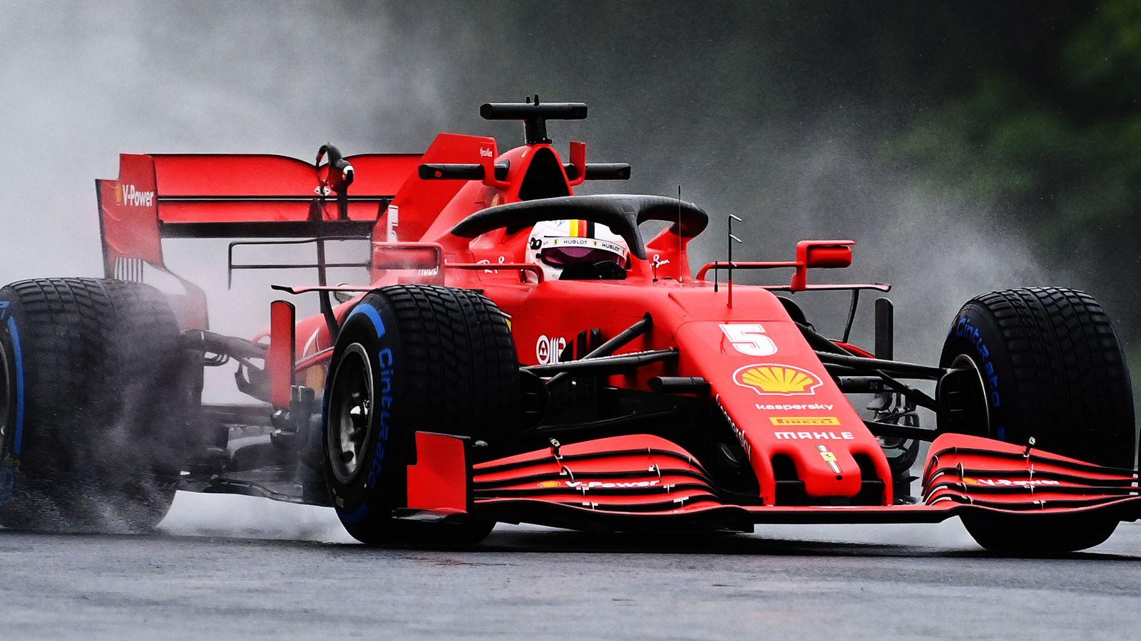 Vettel News