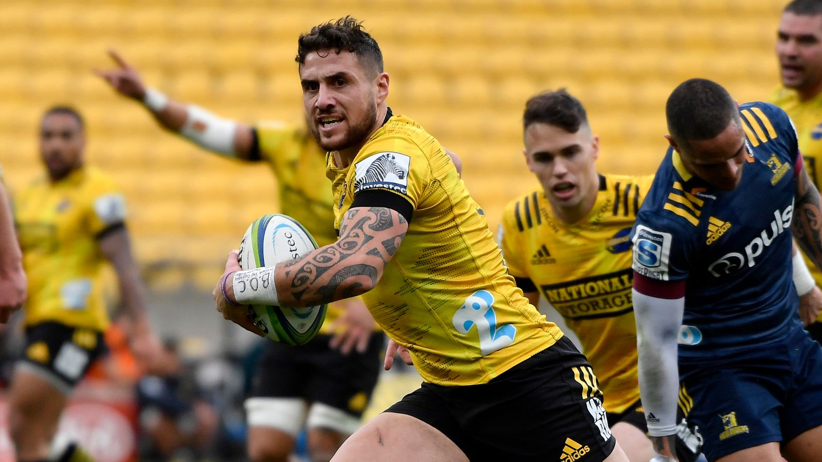 Super Rugby: Team of the Week - Super Rugby Aotearoa and Super Rugby AU