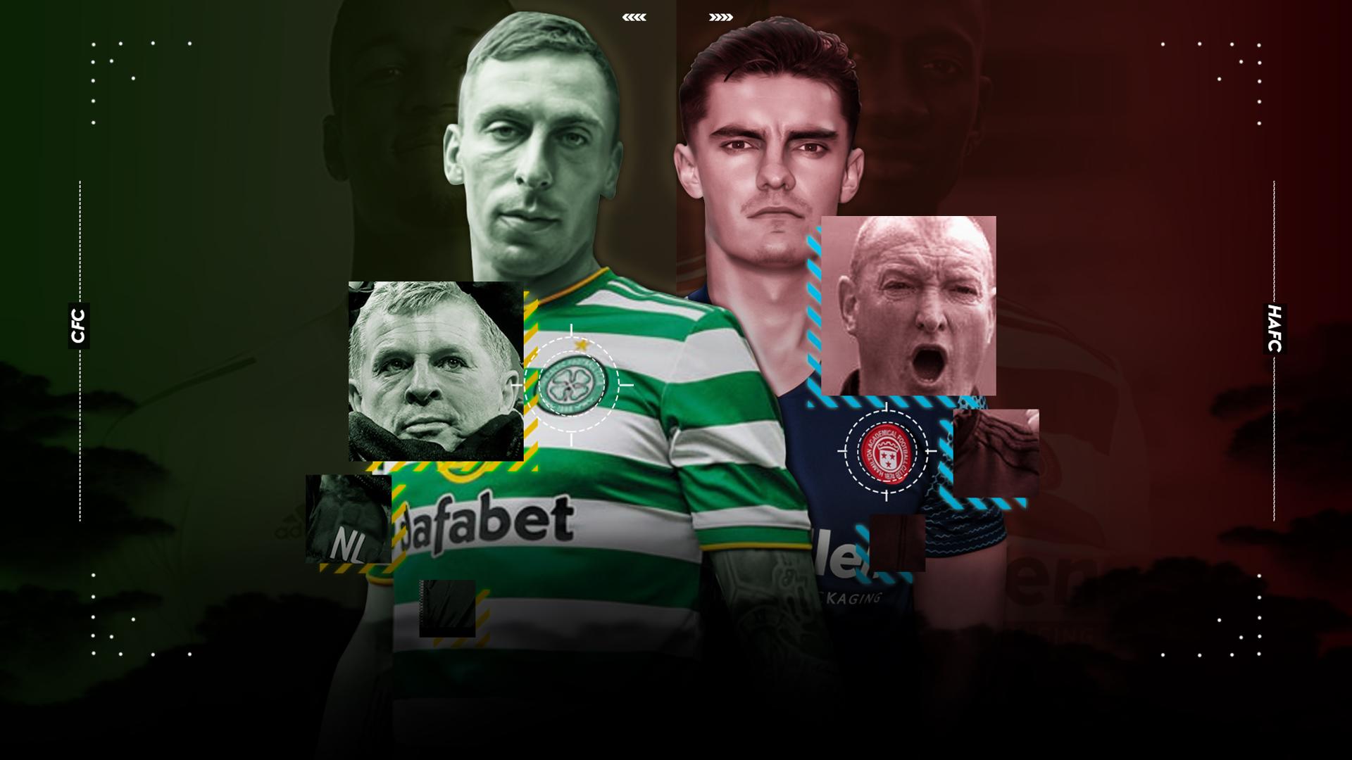 Celtic vs Hamilton team news LIVE!