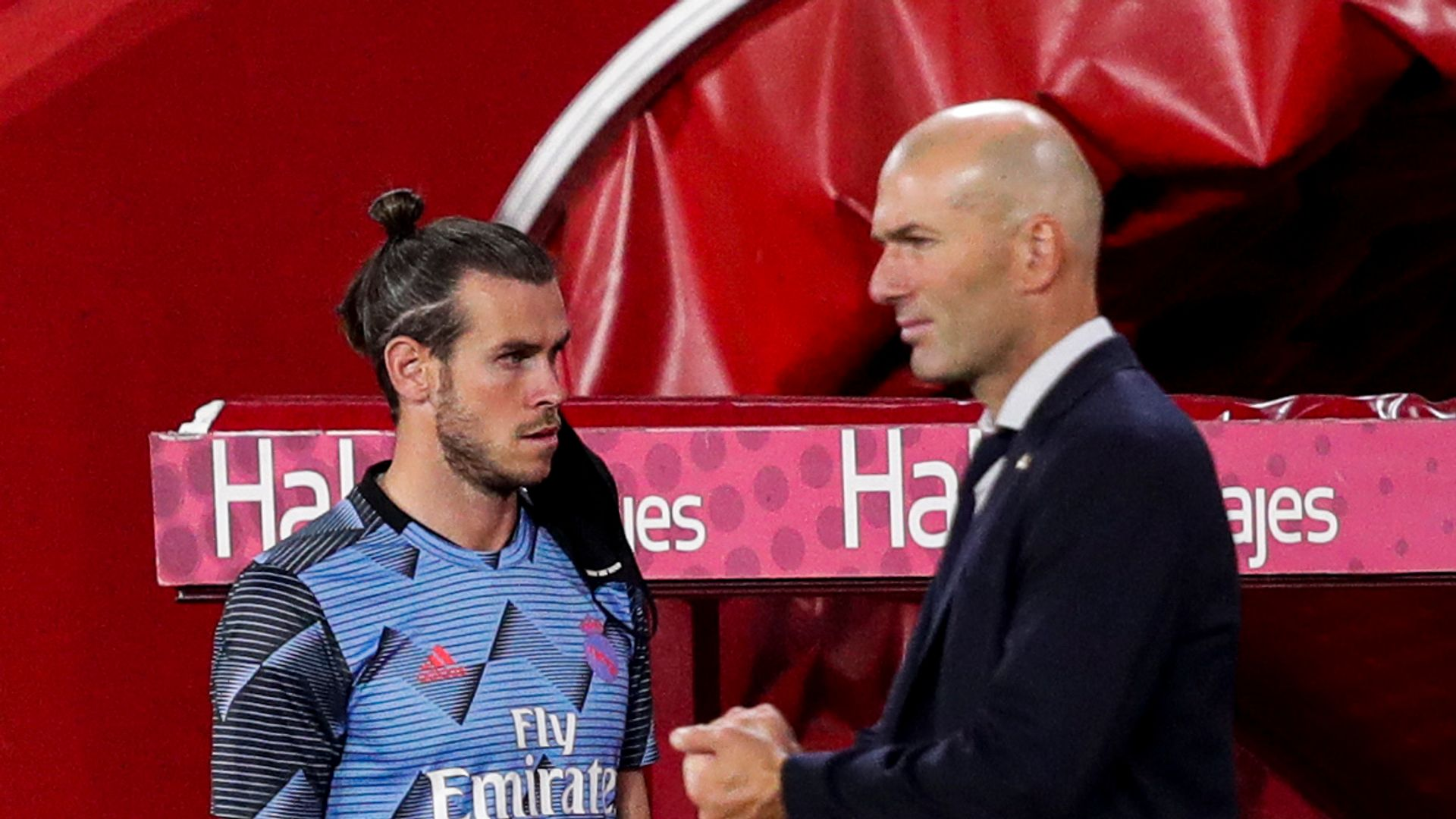 Gibson: Real must bring Bale back into the fold