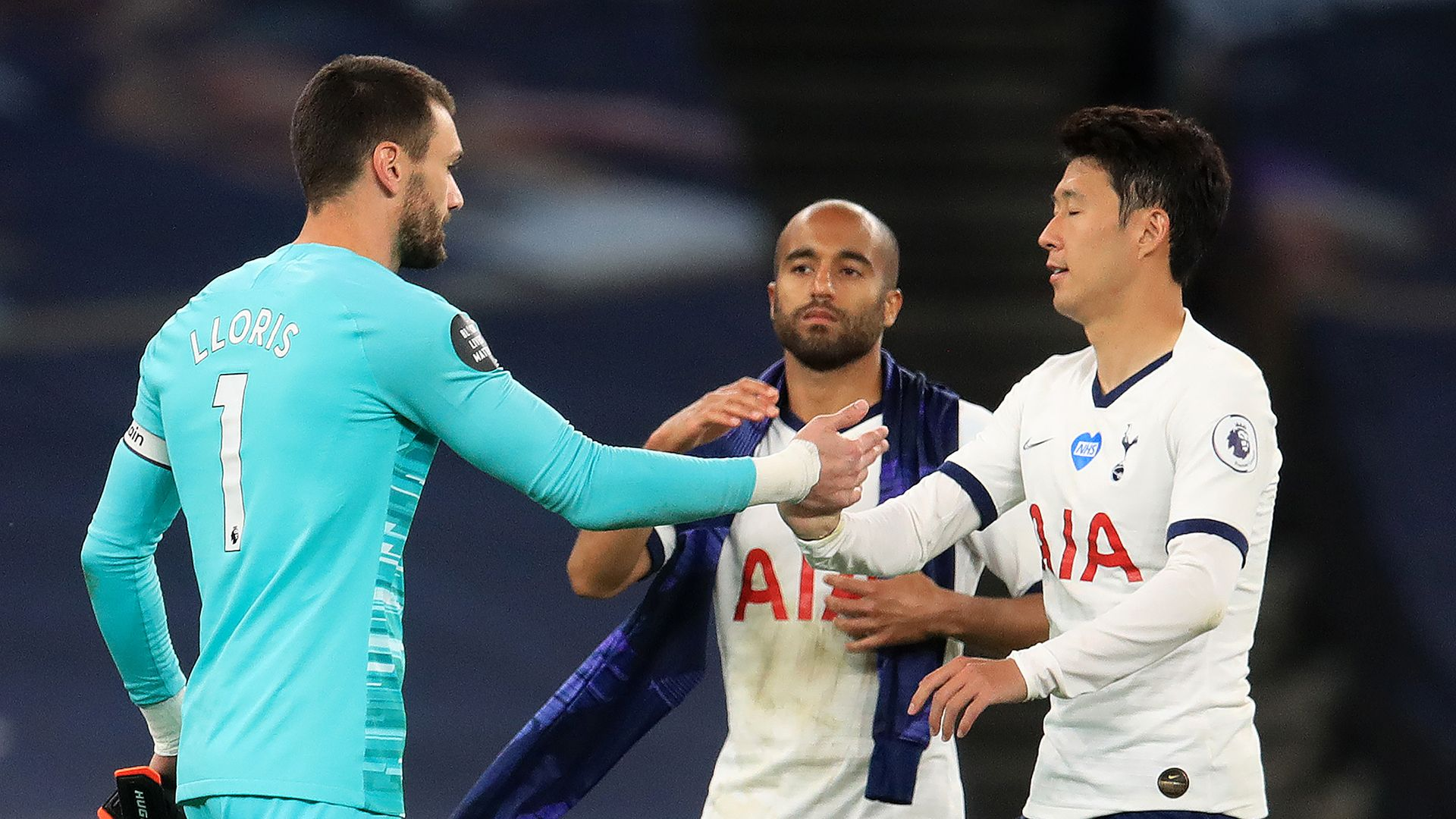 Moura: Spurs bust-up shows we want to win