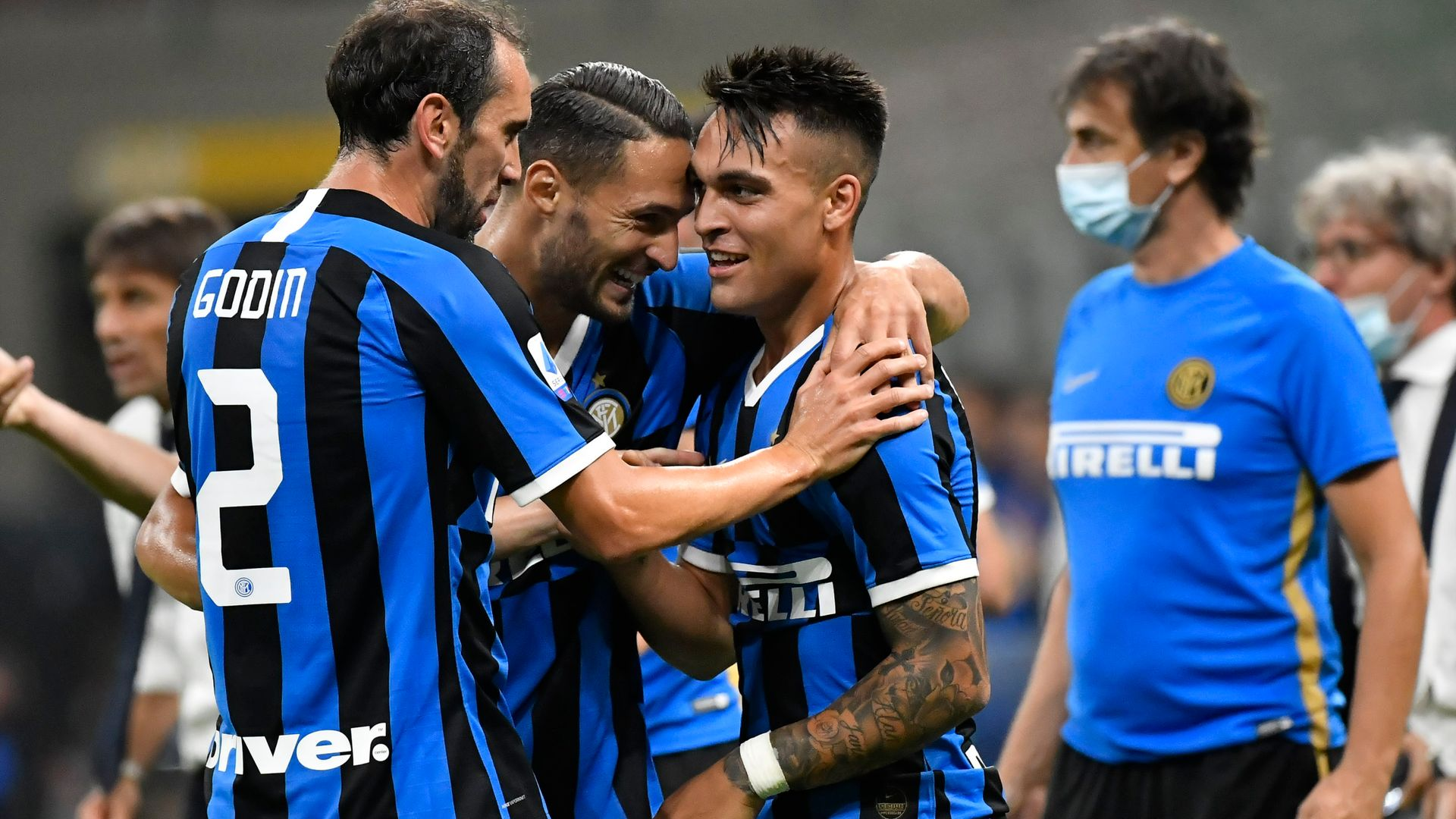 Euro round-up: Inter up to second in Serie A