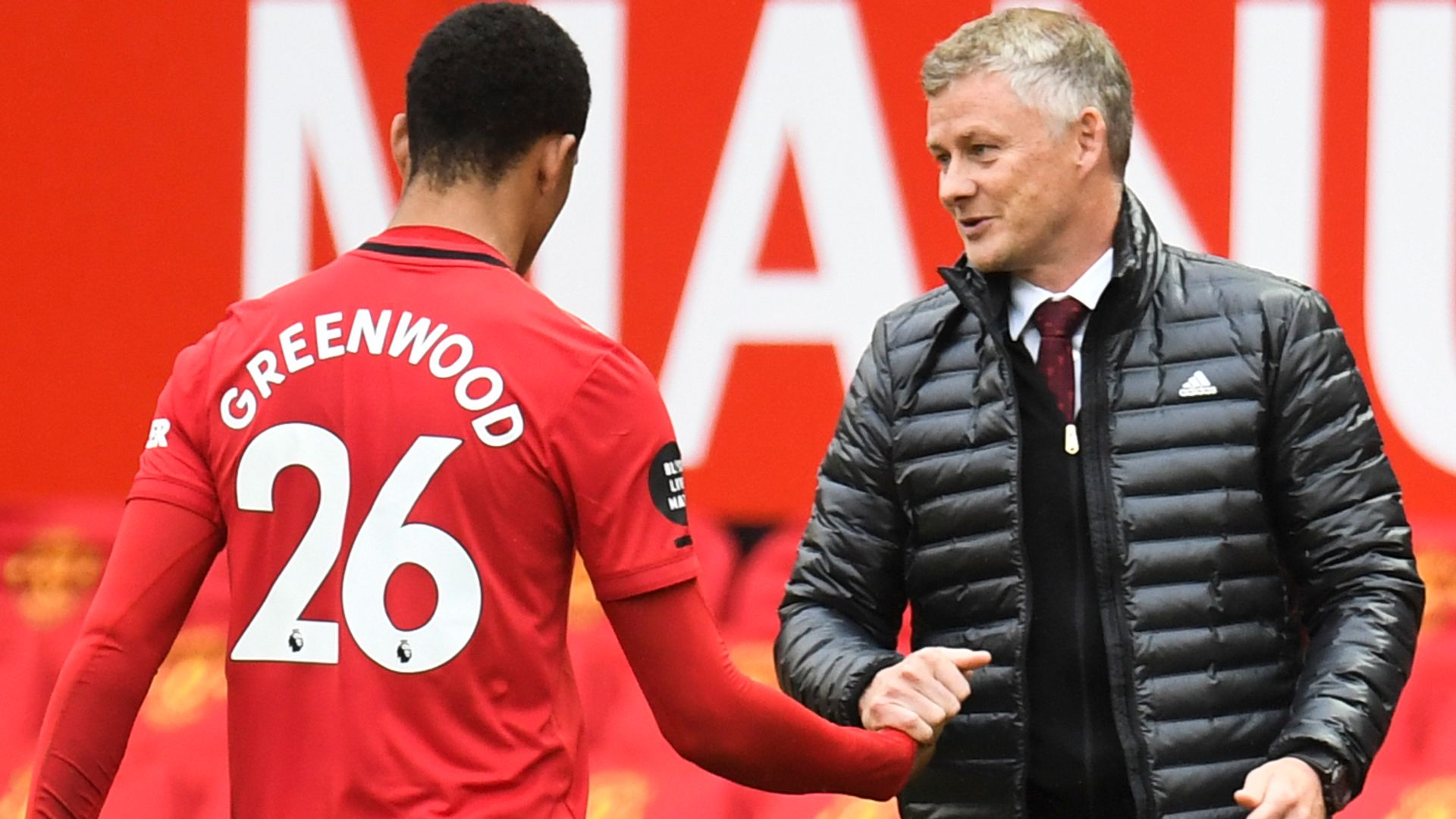 Ole raves about 'specialist goalscorer' Greenwood