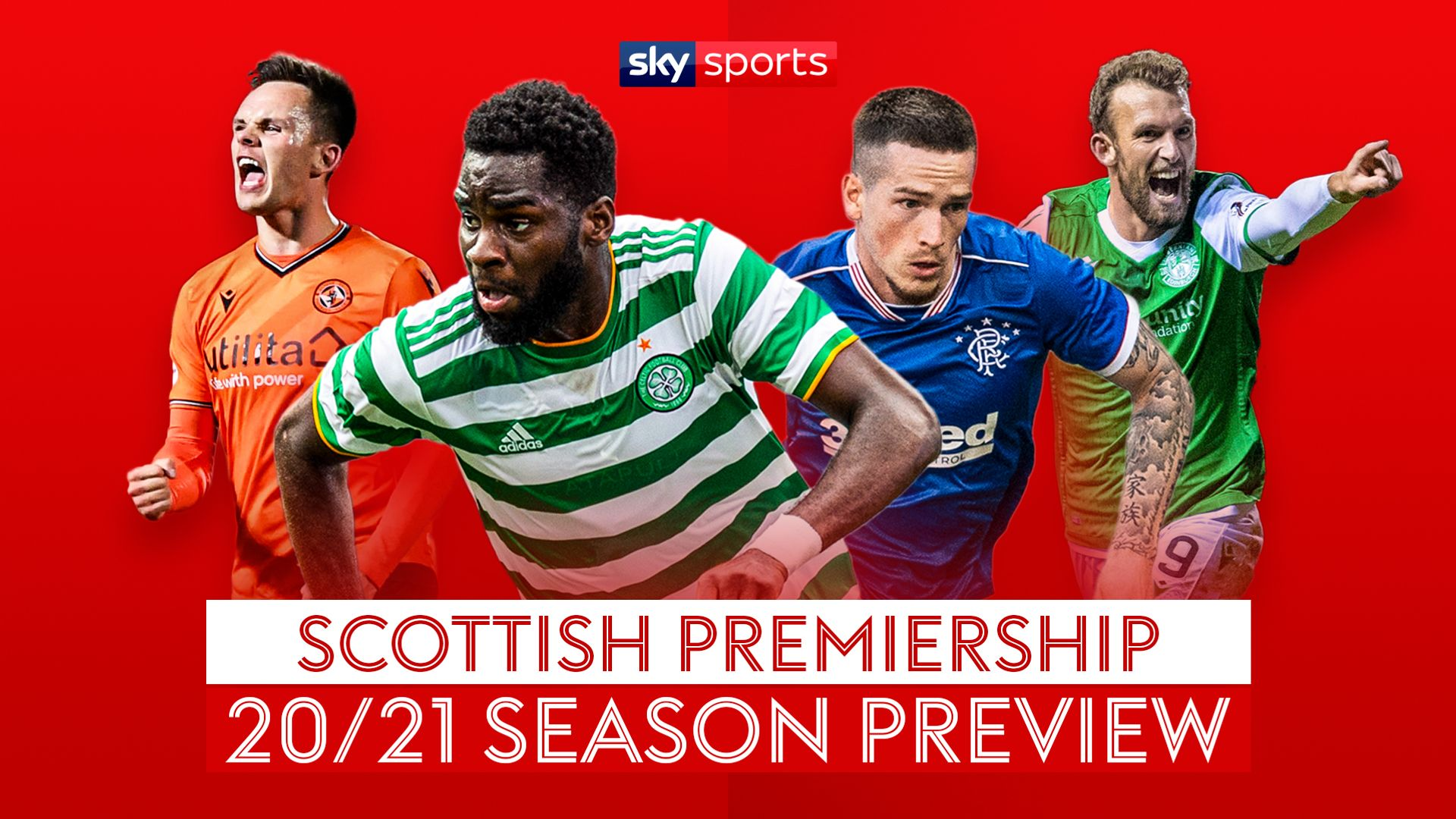 The Big Scottish Premiership Preview: Who can stop Celtic?