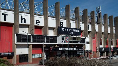 Sheffield United repurchase Bramall Lane
