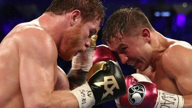 Canelo & GGG may be set for a third fight