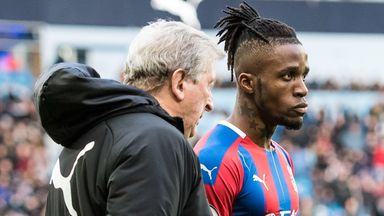 Zaha has 'character and desire' to fight racism