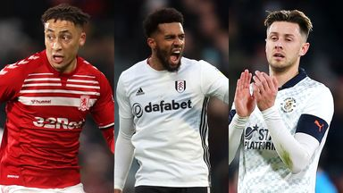 fifa live scores - Sky Bet Championship Goal of the Month vote for June