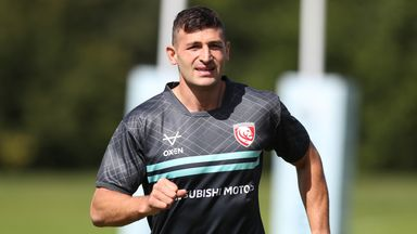Jonny May discusses returning to Gloucester, leaving in the first place, his time at Leicester and the Lions