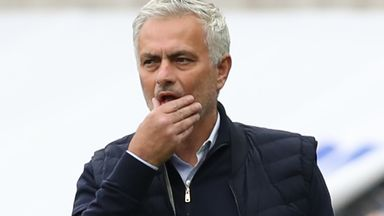 Jose: Why not ask Lampard, Klopp about players?