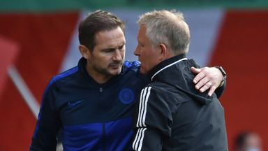 fifa live scores - Frank Lampard furious as Chris Wilder works wonders to stun Chelsea