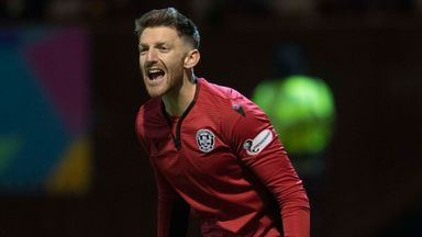 Newcastle sign former Motherwell keeper Gillespie