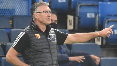Watford head coach Nigel Pearson believes his players must strike the right balance between remaining calm and recognising the importance of matches