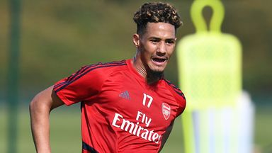William Saliba will return to Arsenal after his loan deal at Saint-Etienne expired on Tuesday