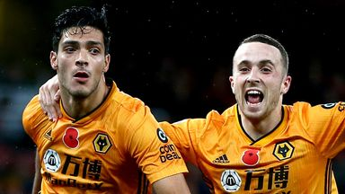 Jota: Jimenez happy at Wolves