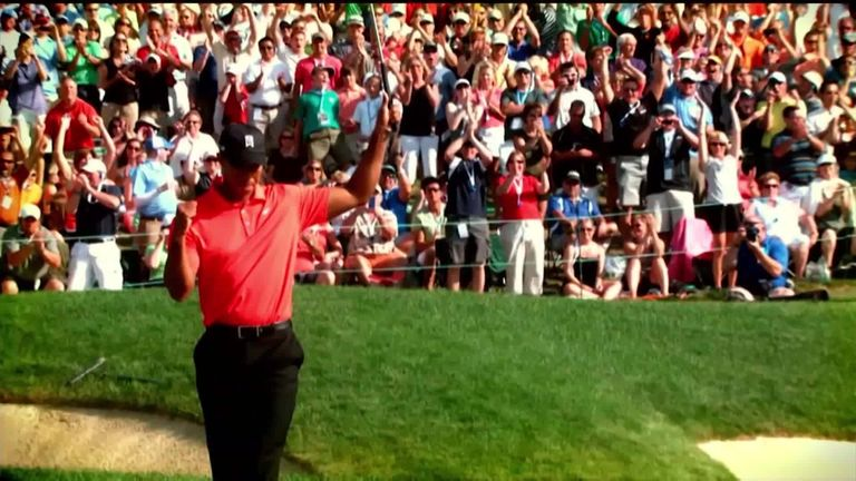 Ahead of his return at the Memorial Tournament, we take a look back at his five previous victories at Muirfield VIllage