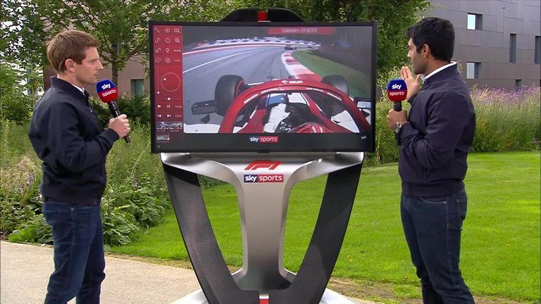 In SkyPad Extra, Anthony Davidson and Karun Chandhok reveal the cause of Kimi Raikkonen's dramatic wheel failure in the Austrian GP