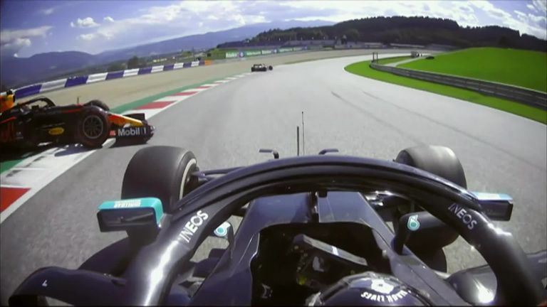 A quick look back at the Austrian GP after Valtteri Bottas secured victory ahead of Charles Leclerc and Lando Norris' first podium in F1
