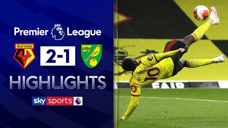 FREE TO WATCH: Highlights from Watford's win over Norwich