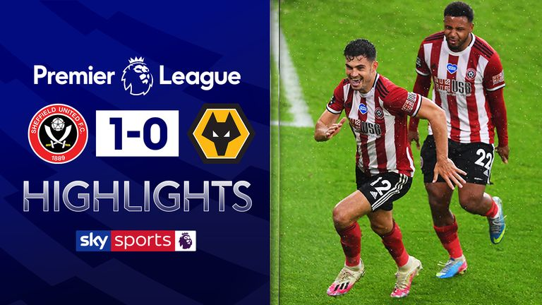 FREE TO WATCH: Highlights from Sheffield United's win over Wolves