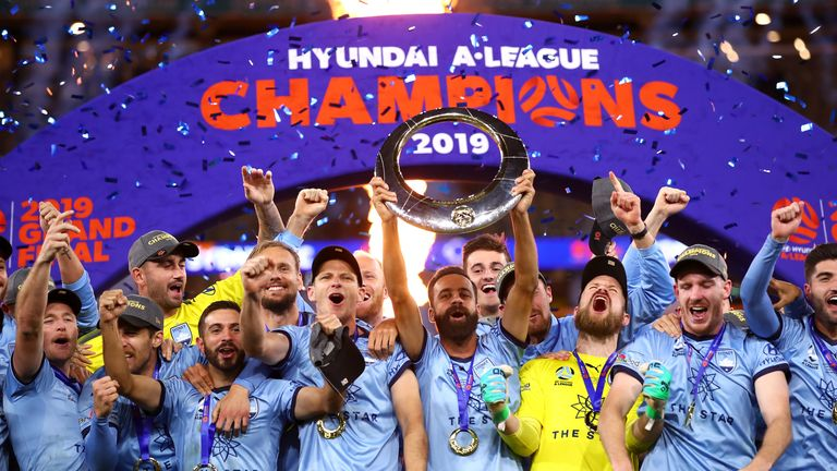 The A-League Grand Final has been moved back to August 30