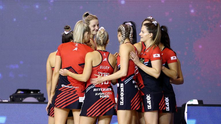 Mainland Tactix have been terrific throughout this year's ANZ Premiership