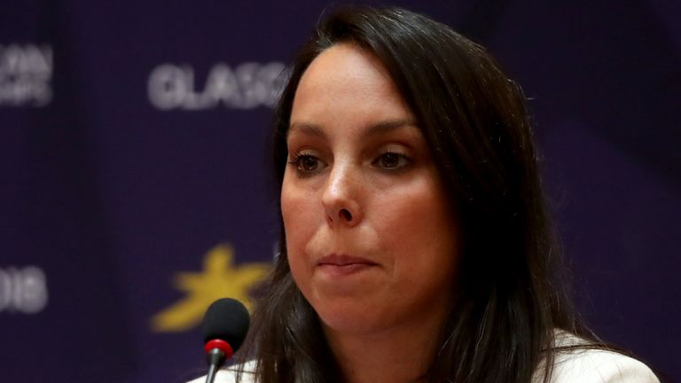 Former British gymnast Beth Tweddle has urged anyone in the sport suffering from abuse to speak out