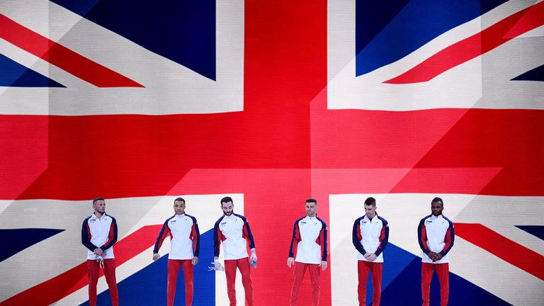 British Gymnastics say 'there is nothing more important' than the welfare of their gymnasts