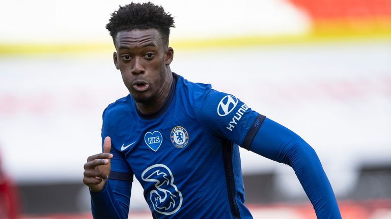 Callum Hudson-Odoi returns to the squad having been involved with the senior set-up in the last international window