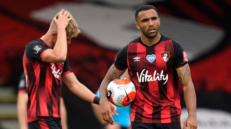 A shortage of goals has severely hampered Bournemouth's quest for safety