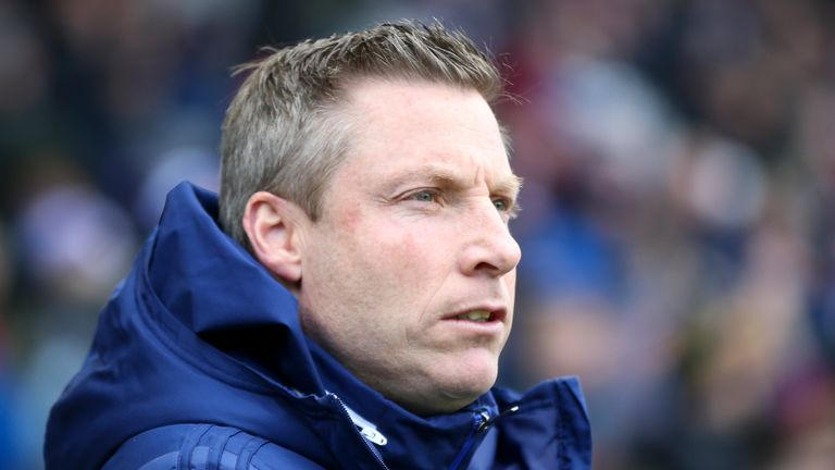 Cardiff City boss Neil Harris was disappointed with Fulham's celebration for their second goal during the first leg of their play-off encounter