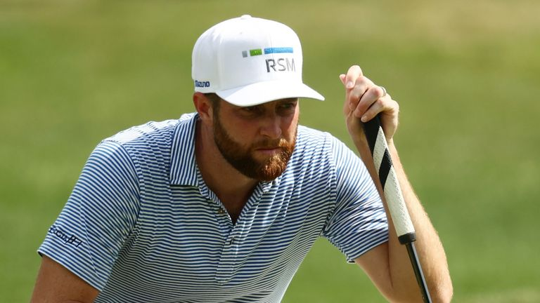 Kirk spent seven months away from golf to deal with alcohol and depression issues last year