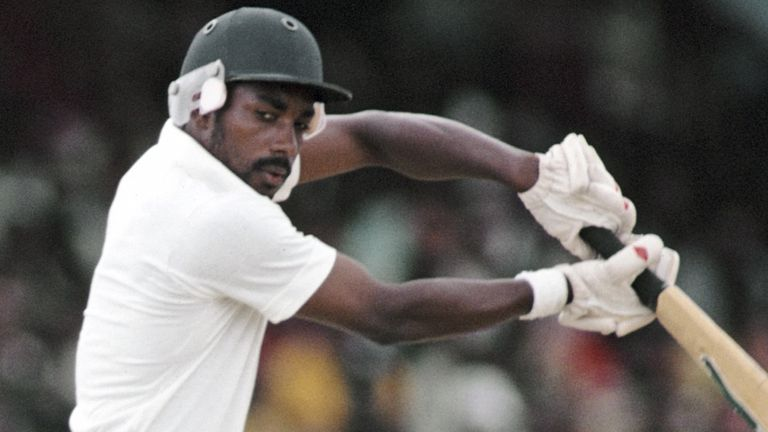 Former England cricketer Roland Butcher says he fell in love with football and explains how he also became the first black player in Stevenage Football Club's history