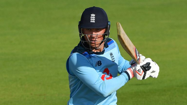 Tom Banton broke into the England ODI squad earlier this year against South Africa