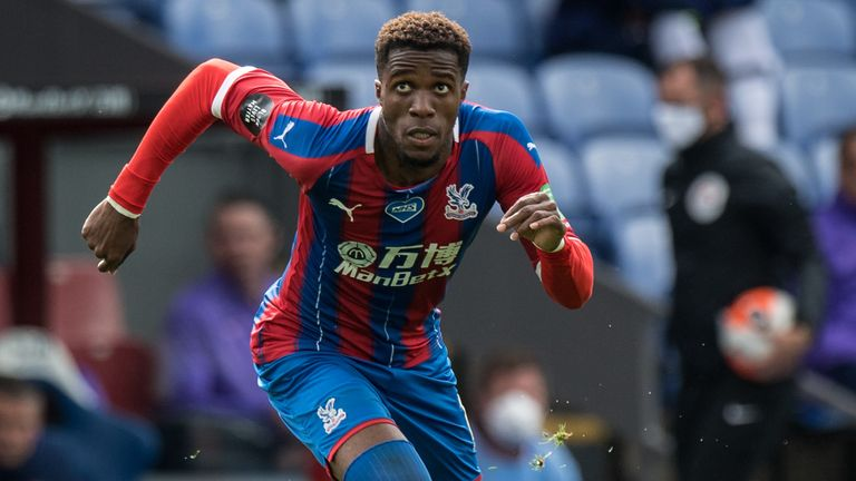 Crystal Palace winger Wilfried Zaha continues to shine, but will he still be at Selhurst Park next season?