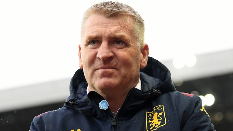 Dean Smith was a significant factor in Cash deciding to join Aston Villa