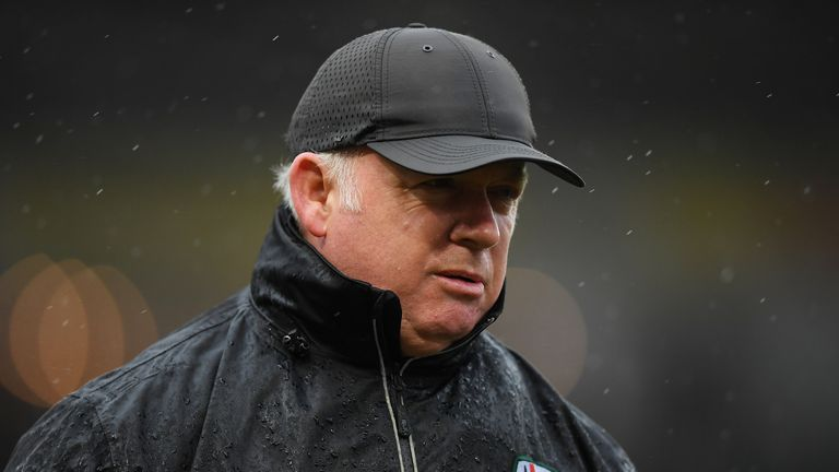 London Irish Director of Rugby Declan Kidney is delighted to have secured Simmons' signature